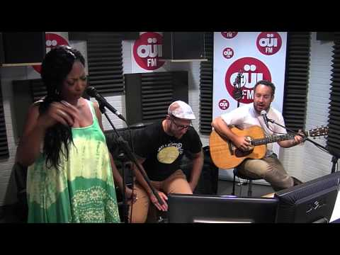 Malted Milk & Toni Green - As Long As I Have You - Session acoustique OÜI FM
