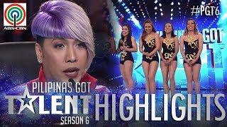 PGT 2018 Highlights: Vice, kinilala ang mga miyembro ng AirStars PH