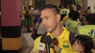 Copa Aguila Atlético Bucaramanga Vs Jaguares