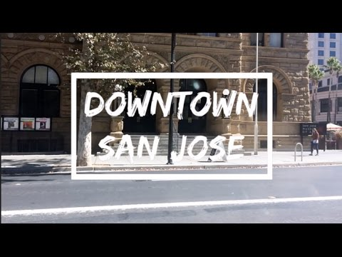 Explore Downtown San Jose, CA with us! | Visual Arts Club STHS