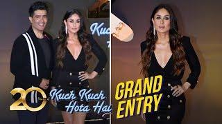 Kareena Kapoor Khan Looks HOT With Manish Malhotra At Kuch Kuch Hota Hai 20 Years Celebration