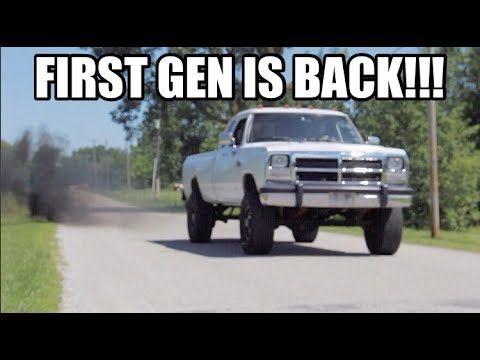 Seems excellent first gen cummins tranny upgrades pity