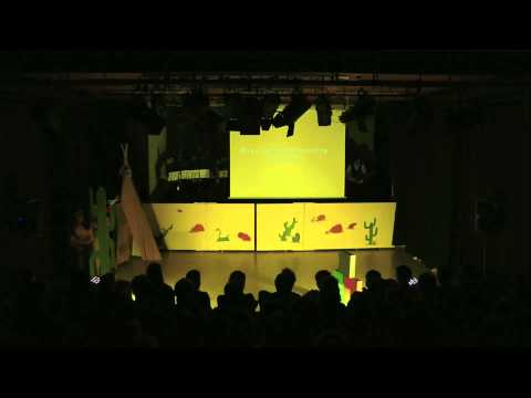 Revue 2012: The Good, the Bad and the Burgie - Boze Vogels
