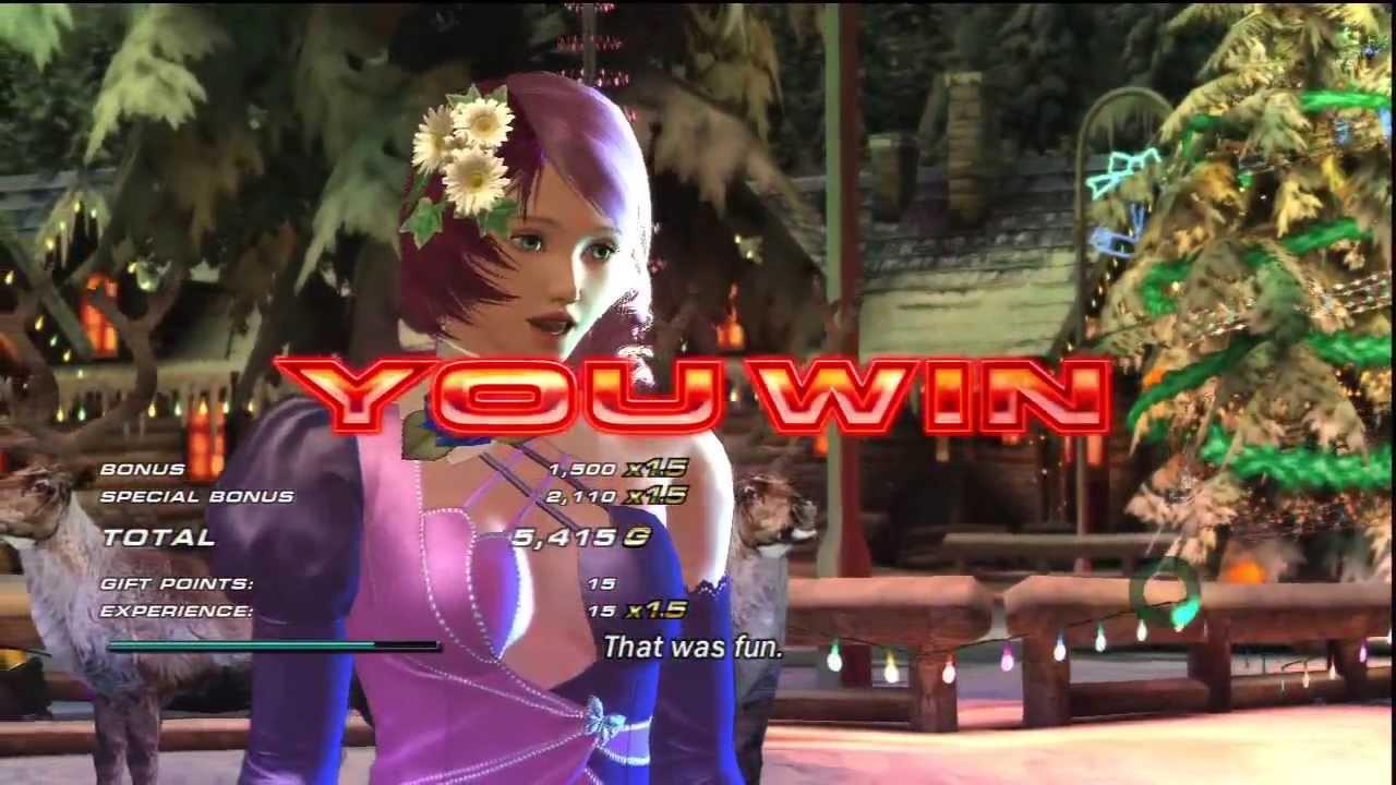 Tekken Revolution Alisa
