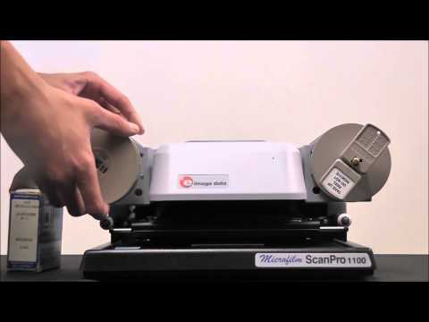 Using The Microfilm ScanPro