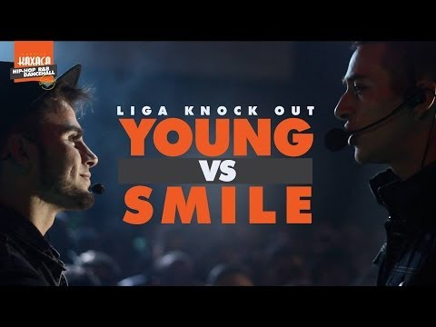 Liga Knock Out / EarBox Apresentam: Young vs Smile