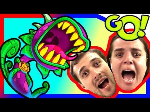 Зомби ПОБИЛИ ПРоХоДиМЦа и БолтушкУ! Будет ли Второй ШАНС! #466 Мультик игра Растения против зомби