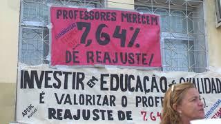 Sessão da câmara de Russas debate o reajuste salarial atrasado dos professores