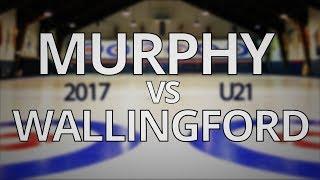ONT Curling U21 - Murphy vs Wallingford