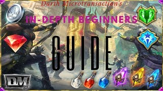 Raid: SL | IN-DEPTH Beginners Guide - Everything You NEED TO KNOW Your FIRST WEEK!