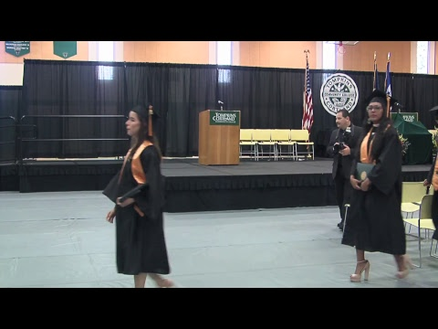 Global Connections Commencement Ceremony