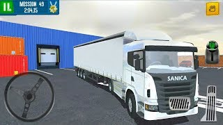Cargo Crew Port Truck Driver #7 Transport Truck - Android Gameplay FHD