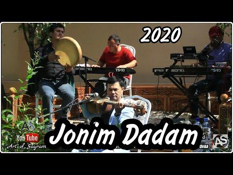 ЖОНИМ ДАДАМ - АВАЗБЕК СОЛИЕВ 2020 | JONIM DADAM - AVAZBEK SOLIEV 2020 ( Сарыағаш )