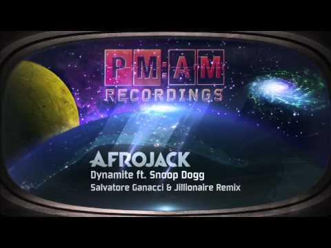 Afrojack - Dynamite ft. Snoop Dogg (Salvatore Ganacci + Jillionaire Remix)