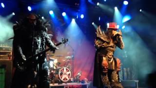 Lordi- Sir, Mr. Presideath, Sir, Helsinki 1.11.2014 HD