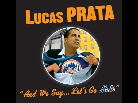 AND WE SAY...LET'S GO METS 2015 - LUCAS PRATA / DAVID BRODY