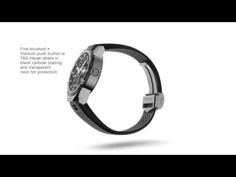 TAG Heuer Connected | 360° Product Specifications Tour