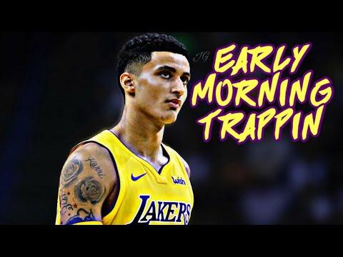 Kyle Kuzma 'Early Morning Trappin' NBA Mix ᴴᴰ