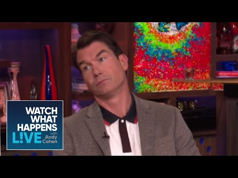 Jerry O'Connell's Thoughts On RHONJ Drama  RHONJ  WWHL