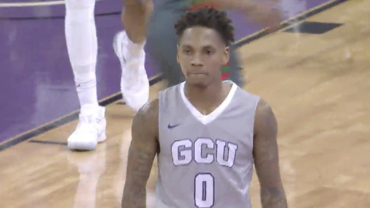GCU vs. UTRGV Game Highlights - YouTube
