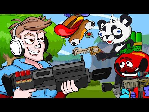 Fortnite Animation ZackScottGames Animated