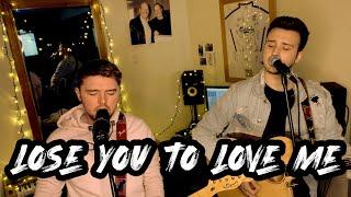 Selena Gomez - Lose You To Love Me   Jordan O'Keefe & Dylan Reid (Cover)