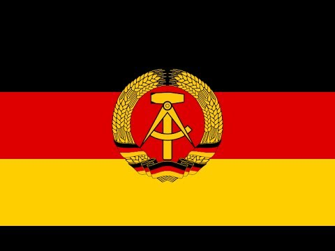 National anthem of East Germany (piano)