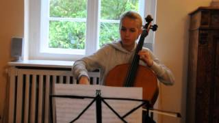 Joseph Haydn: Cellokonzert D-Dur Hoboken VII Nr. 2 Adagio