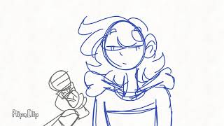 My Favorite Colour Is Blood Undertale Animatic