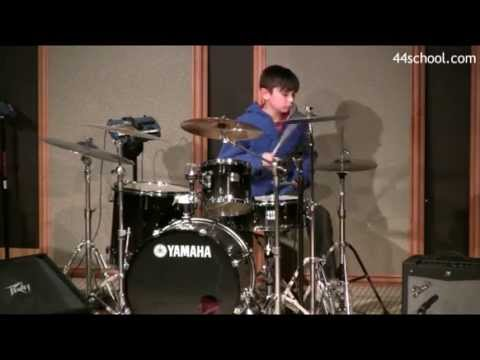 Jack G  44 School of Music  Seattle Concert  Spring 2014  Drum Lessons