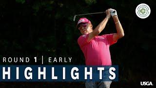 2021 U.S. Senior Open Highlights: Round 1, Early