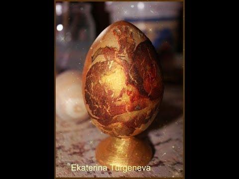 Роспись пасхальных яиц традиционные техники
