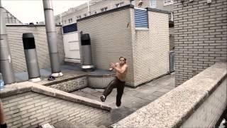 باركو قفز وتسلق الجدران