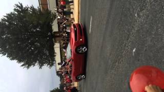 Central Davidson High School Homecoming Parade
