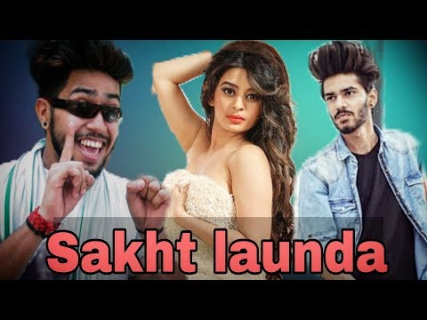 When sakht launda meets a hot girl   Haq se single   Zakir khan   Desi sakht launda - Ayush yadav