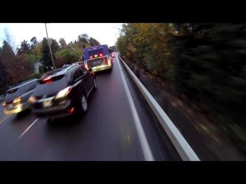 e-Bike Commute in Portland Oregon
