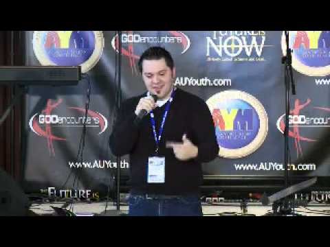 Atlantic Union GODEncounters - Praise and Worship Workshop by Rick Anderson
