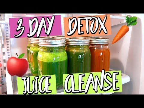 3-day-detox-juice-cleanse!-lose-weight-in-3-days!