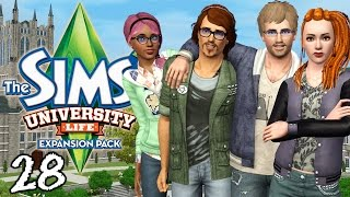 let s play the sims 3 university life ep 28 our first graduate