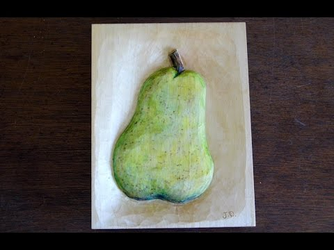 Relief Carving Basics