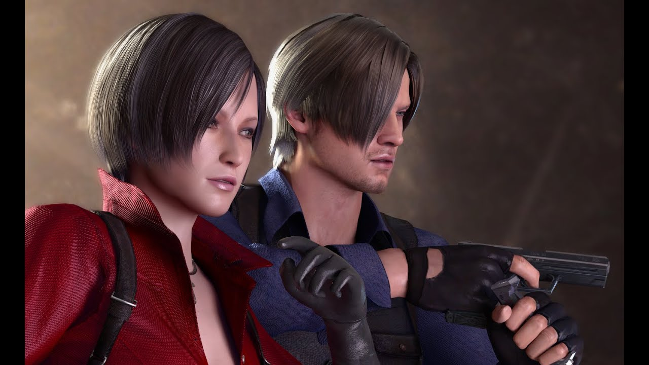 leon and ada relationship in resident evil 6