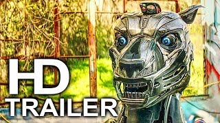 AXL Trailer #1 NEW (2018) Robot Dog Sci Fi Movie HD