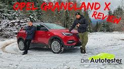 2018 Opel Grandland X Fahrbericht | Better than SEX? | Testdrive | Review | Test | der-autotester.de