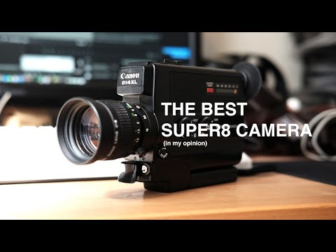 The Best Super8 Camera Isn't The Most Expensive