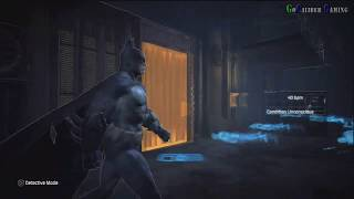 BATMAN: Arkham City - Walkthrough Part 56 - Breach Wonder Tower Observation deck