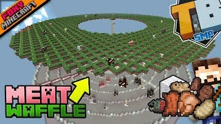 Passive Mob Farm | Truly Bedrock Season 1 [51] | Minecraft Bedrock Edition SMP (MCPE / MCBE))