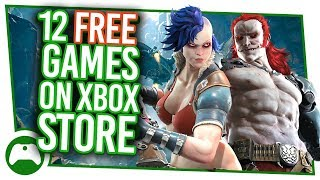12 Best Free Xbox Games You Can Play Today!