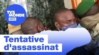 Mali : tentative d'assassinat sur le président de la transition