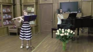 "Анна Левицкая - Astor Piazzolla ""Tanti Anni Prima"""