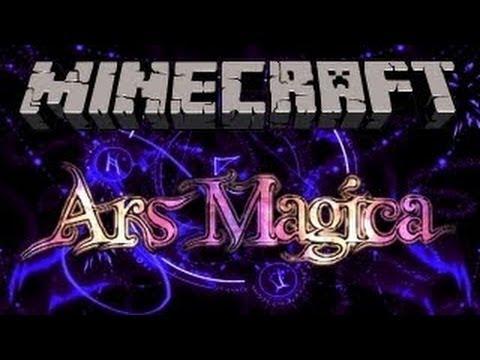 Minecraft Mod 1 5 2 Ita Ars Magica Magia Nexus E